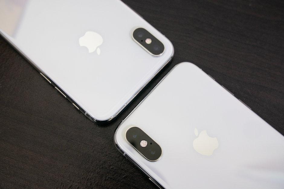 Apple iPhone XS против Apple iPhone X - камеры двух смартфонов