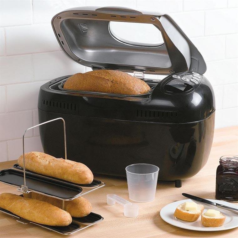 Большая хлебопечка