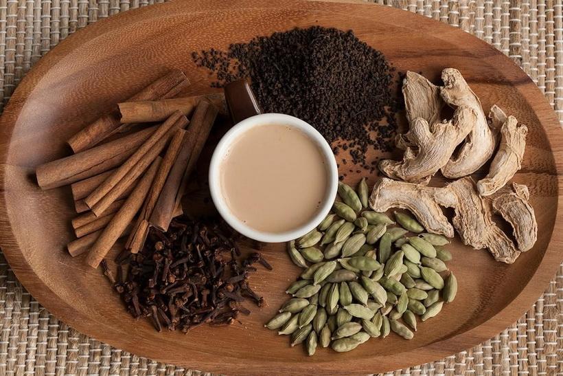 Чай масала-набор специй