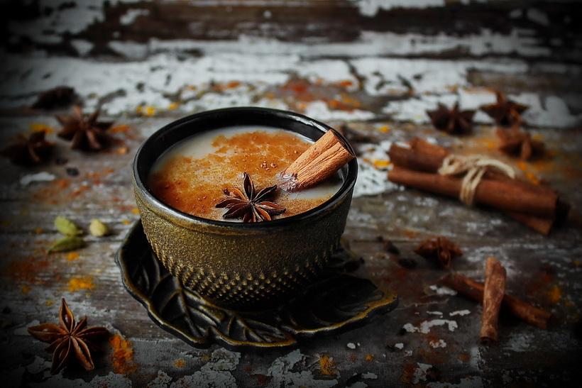 Чай масала-согревающая идея