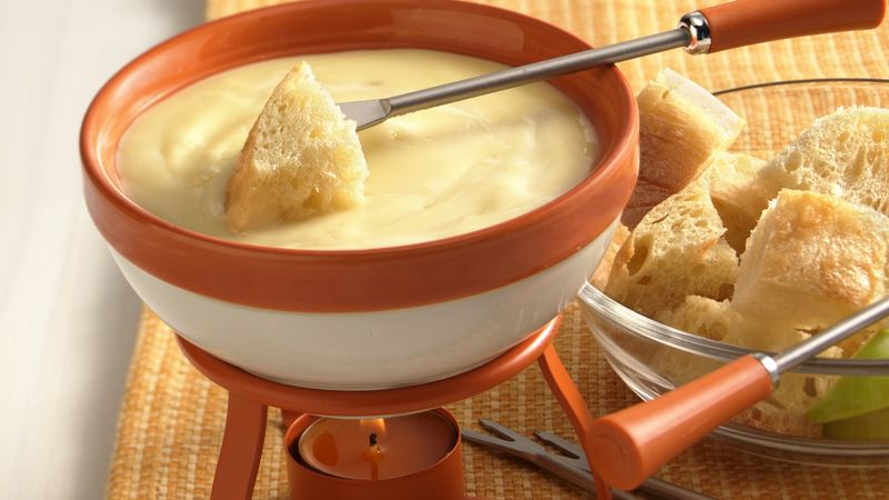 Cheese Fondue-Recipe
