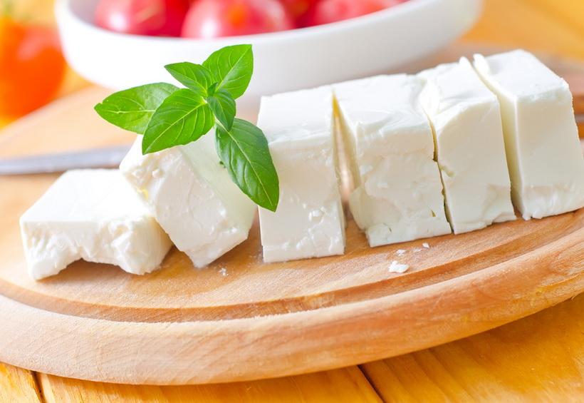 Домашний сыр-фета
