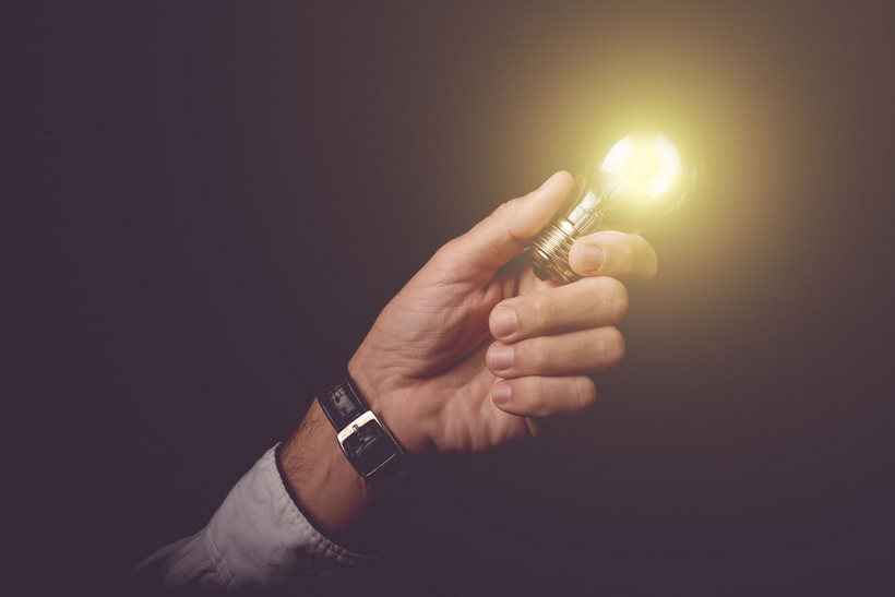 Генерация идей-лампочка.