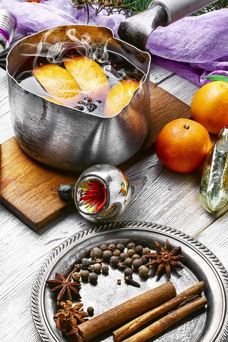 Глинтвейн-вкусная осень.