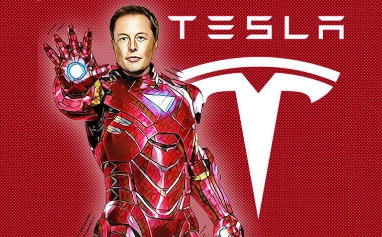 Илон Маск — железный человек