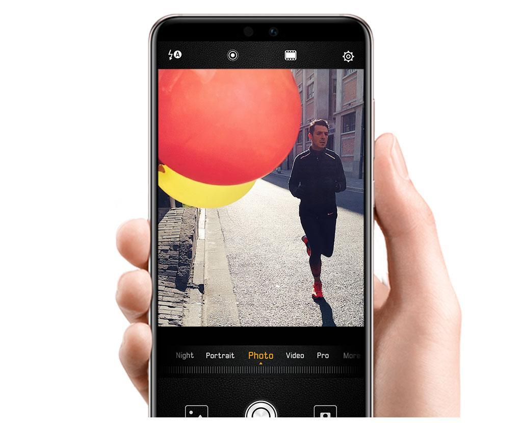Как изменились смартфоны за 5 лет - Huawei P20 Pro