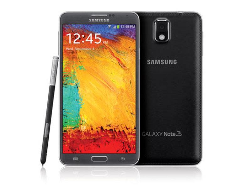 Как изменились смартфоны за 5 лет - Samsung galaxy Note 3