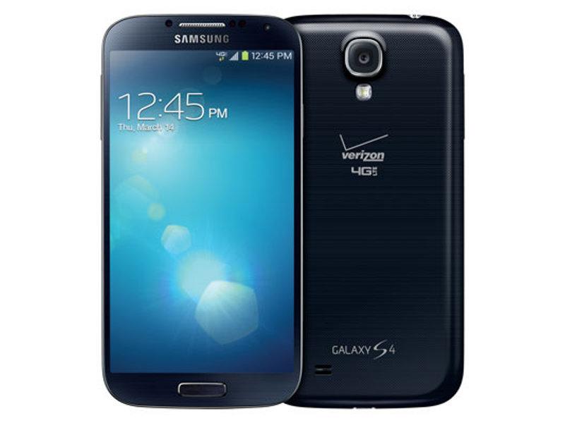 Как изменились смартфоны за 5 лет - Samsung galaxy S4