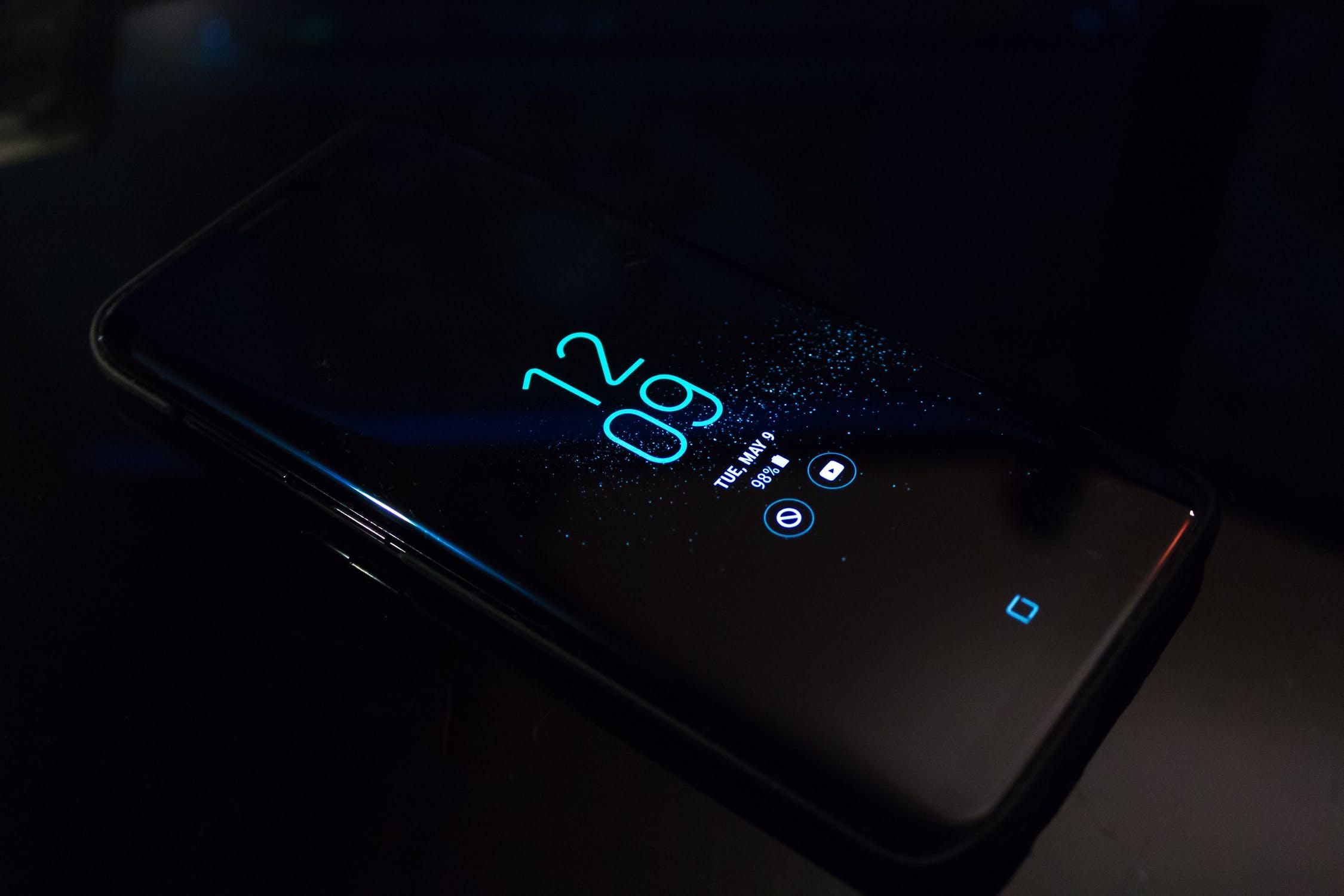 Как изменились смартфоны за 5 лет - экран смартфона