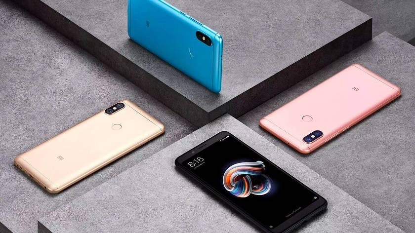 Как изменились смартфоны за 5 лет - смартфоны xiaomi