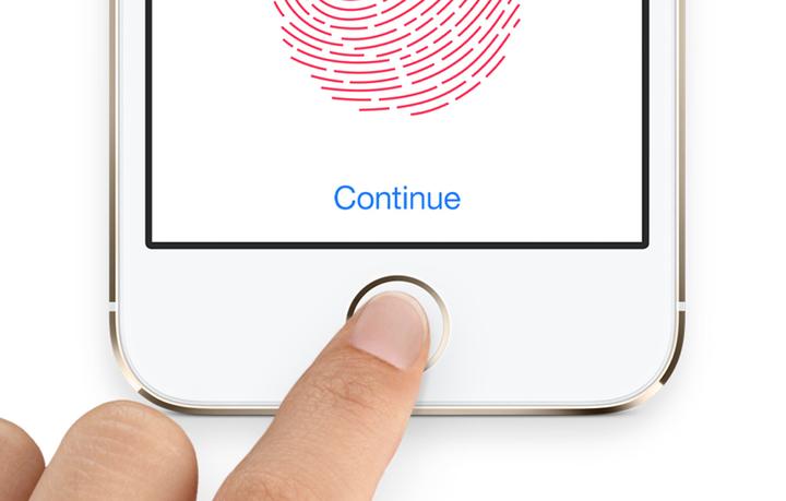 Как изменились смартфоны за 5 лет - технология touch id