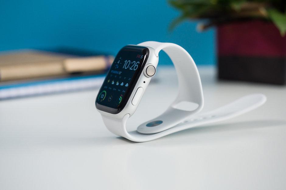 Обзор Apple Watch 4 - аккуратные часы