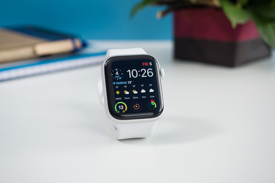 Обзор Apple Watch 4 - альтернатива apple
