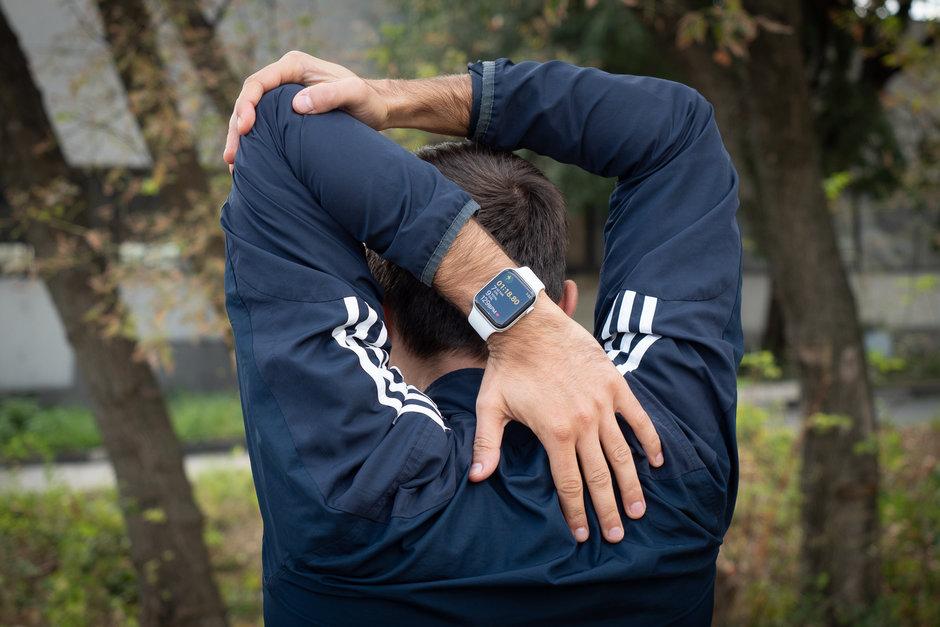Обзор Apple Watch 4 - часы для активности