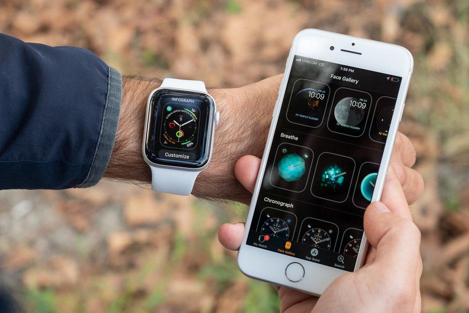 Обзор Apple Watch 4 - часы со смартфоном