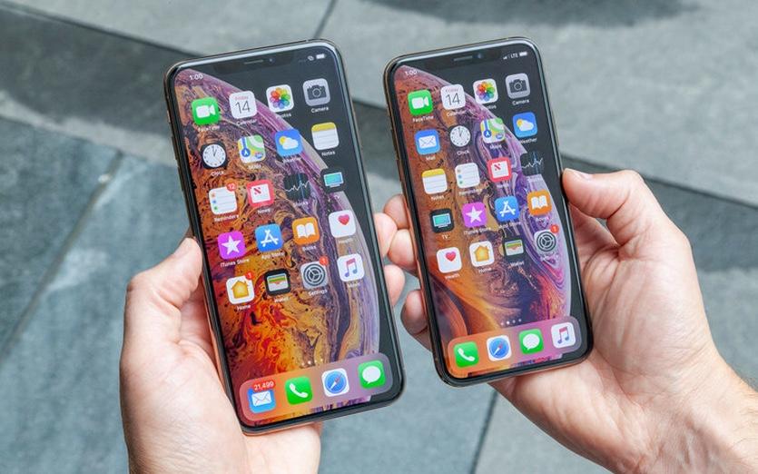 Обзор Apple iPhone Xs и Xs max - два смартфона в руках