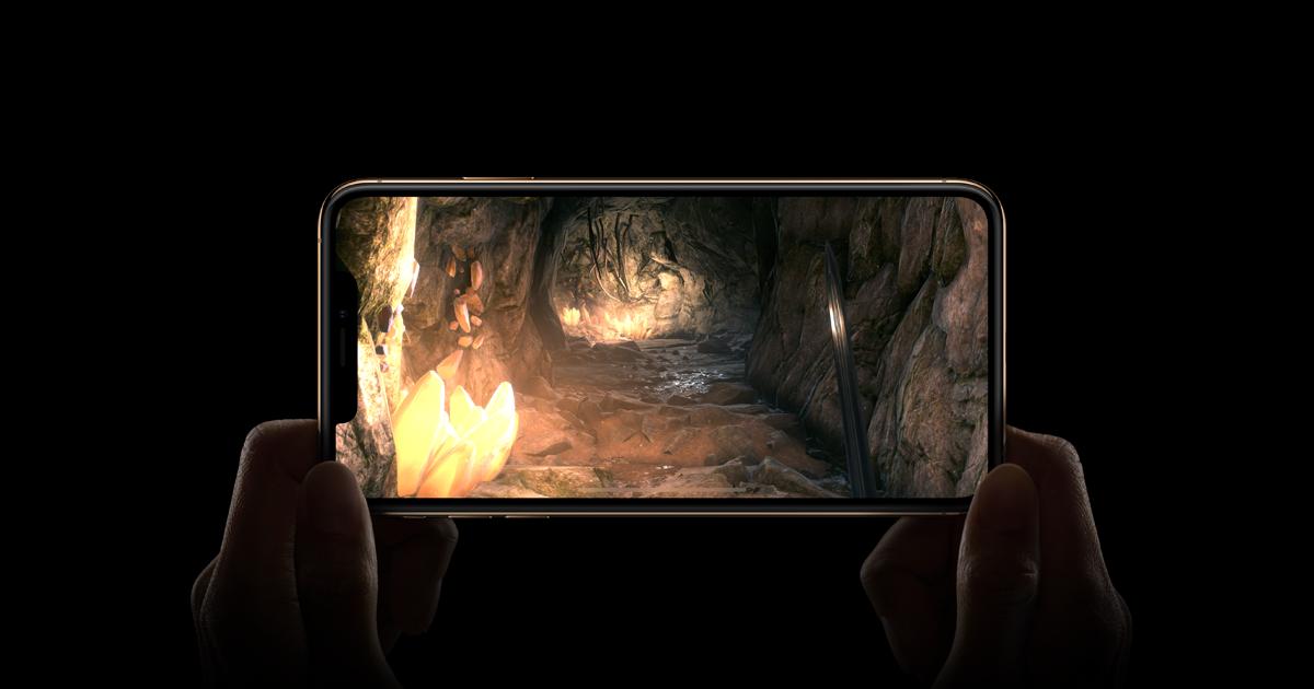 Обзор Apple iPhone Xs и Xs max - игра на смартфоне