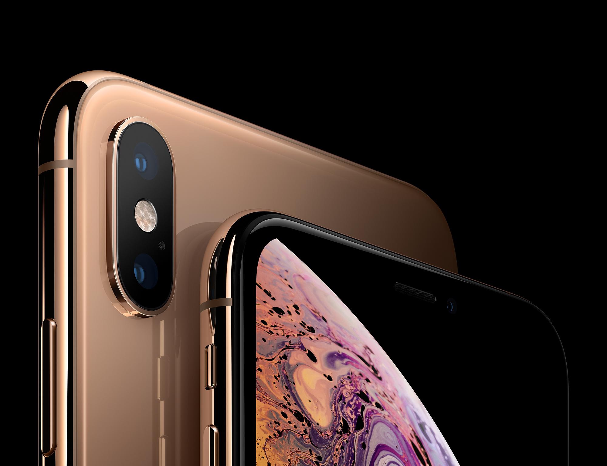 Обзор Apple iPhone Xs и Xs max - камера смартфона