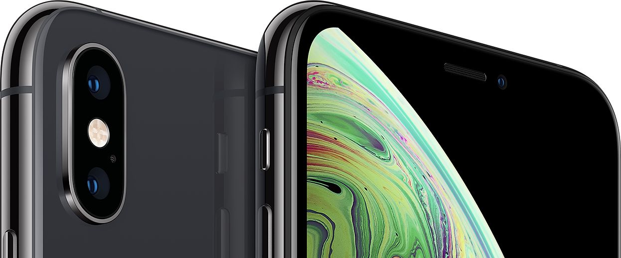 Обзор Apple iPhone Xs и Xs max - новые линзы