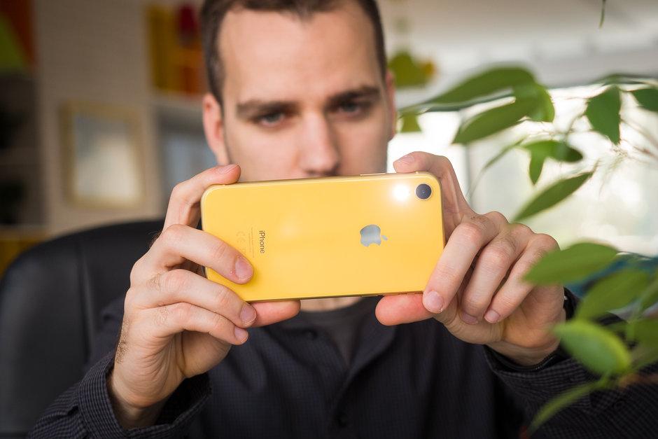 Обзор iPhone XR - делаем снимок