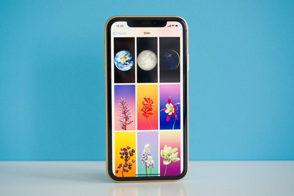 Обзор iPhone XR - дисплей нового смартфона