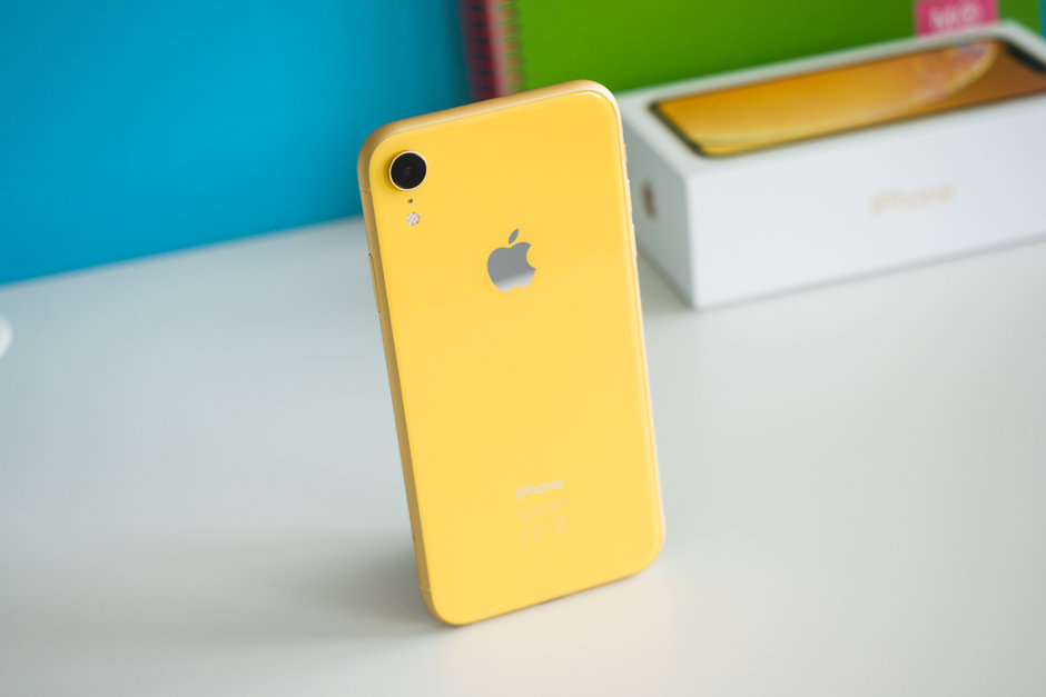 Обзор iPhone XR - дизайн нового смартфона
