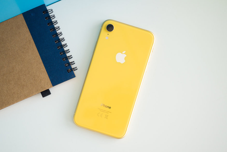 Обзор iPhone XR - смартфн и блокнот