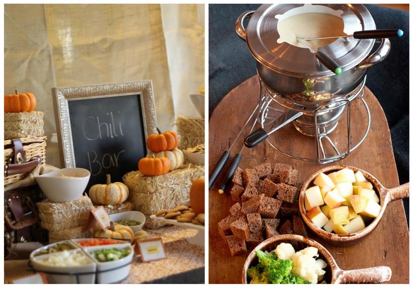 Осень-время кулинарных экспериментов