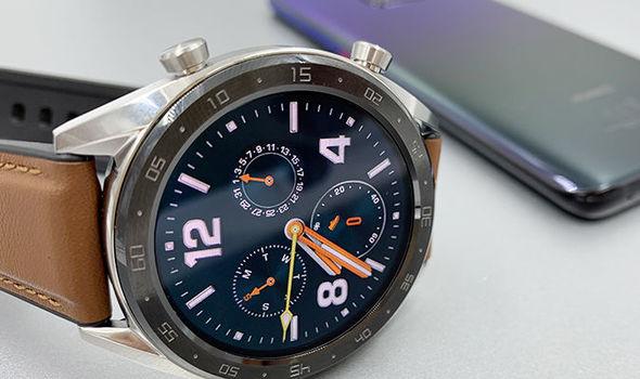 Первый взгляд на Huawei Watch GT 2