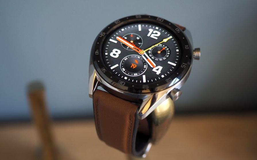 Первый взгляд на Huawei Watch GT 3