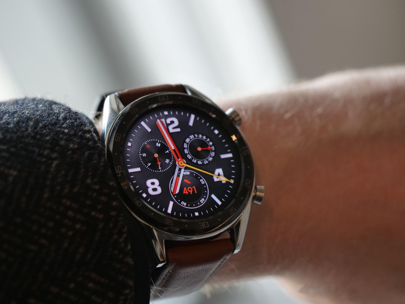 Первый взгляд на Huawei Watch GT 6