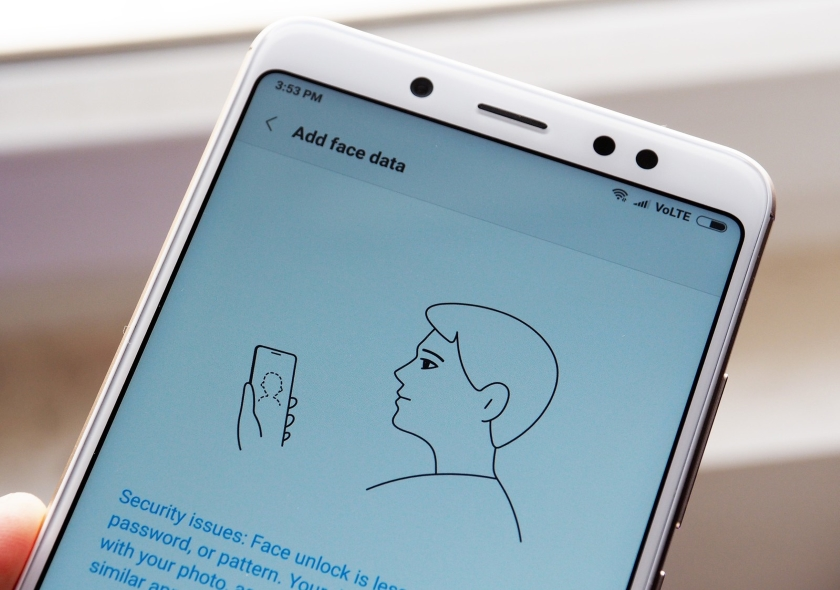 Разблокировка смартфона по лицу. Как это работает - настройка разблокировки по лицу