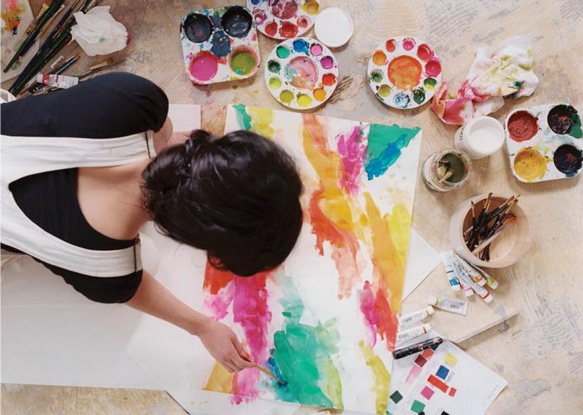 Рисование-творческое свидание