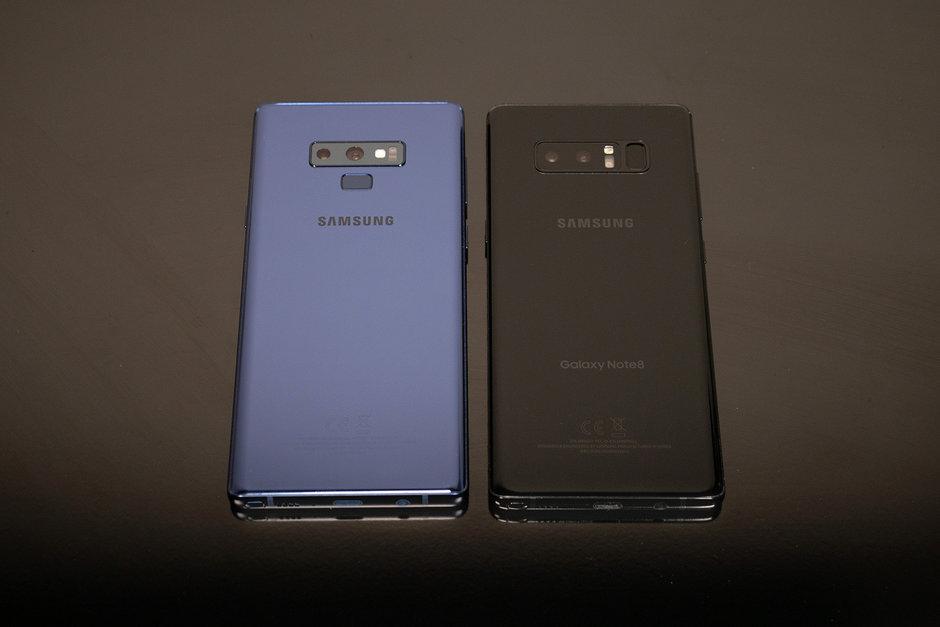 Сравниваем Samsung Galaxy Note 9 с Galaxy Note 8 - автономность смартфонов