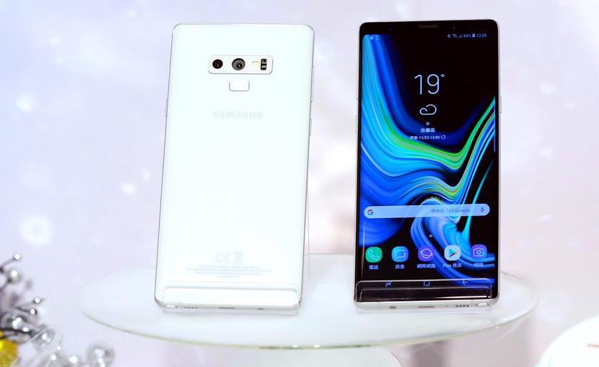 Сравниваем Samsung Galaxy Note 9 с Galaxy Note 8 - качество изображения