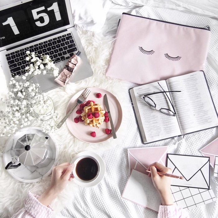 Утренние страницы-как генерировать свежие идеи