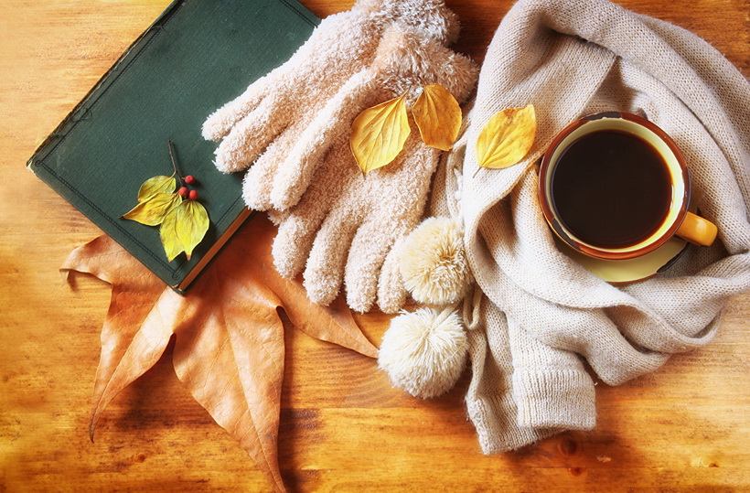 Уютная осень-чем заняться