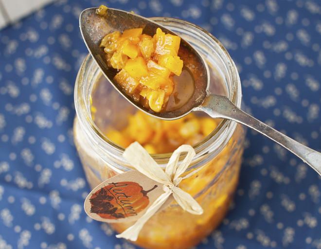 Варенье из тыквы с апельсином-кусочками