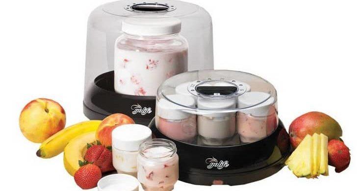 Виды йогуртниц