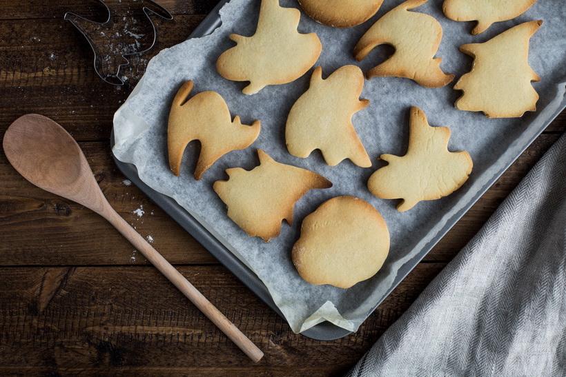 Вкусная осень-домашнее печенье