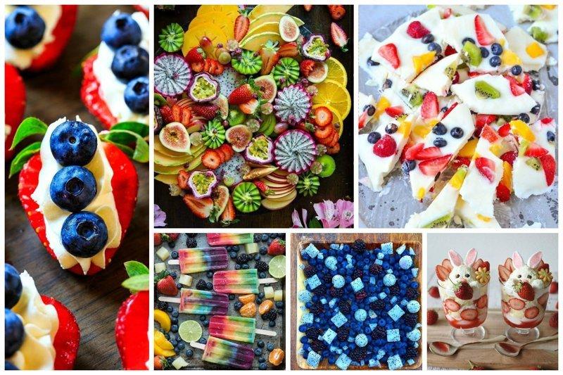 Вкусные рецепты-кулинарные эксперименты