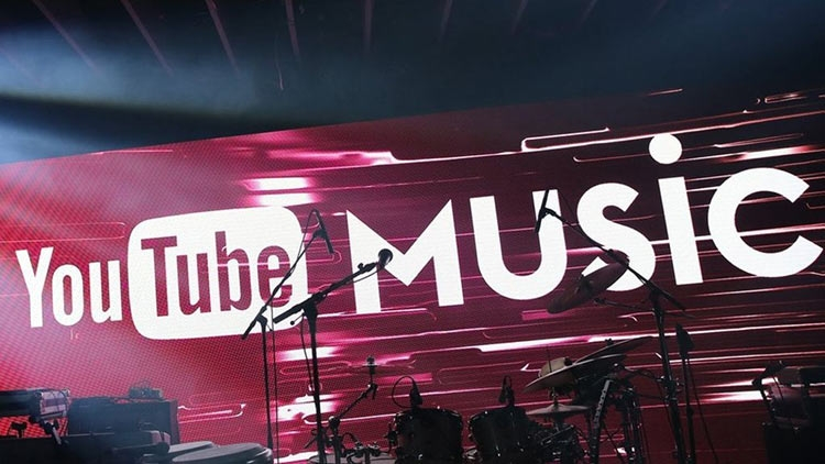 YouTube Music теперь в Украине! - новый сервис