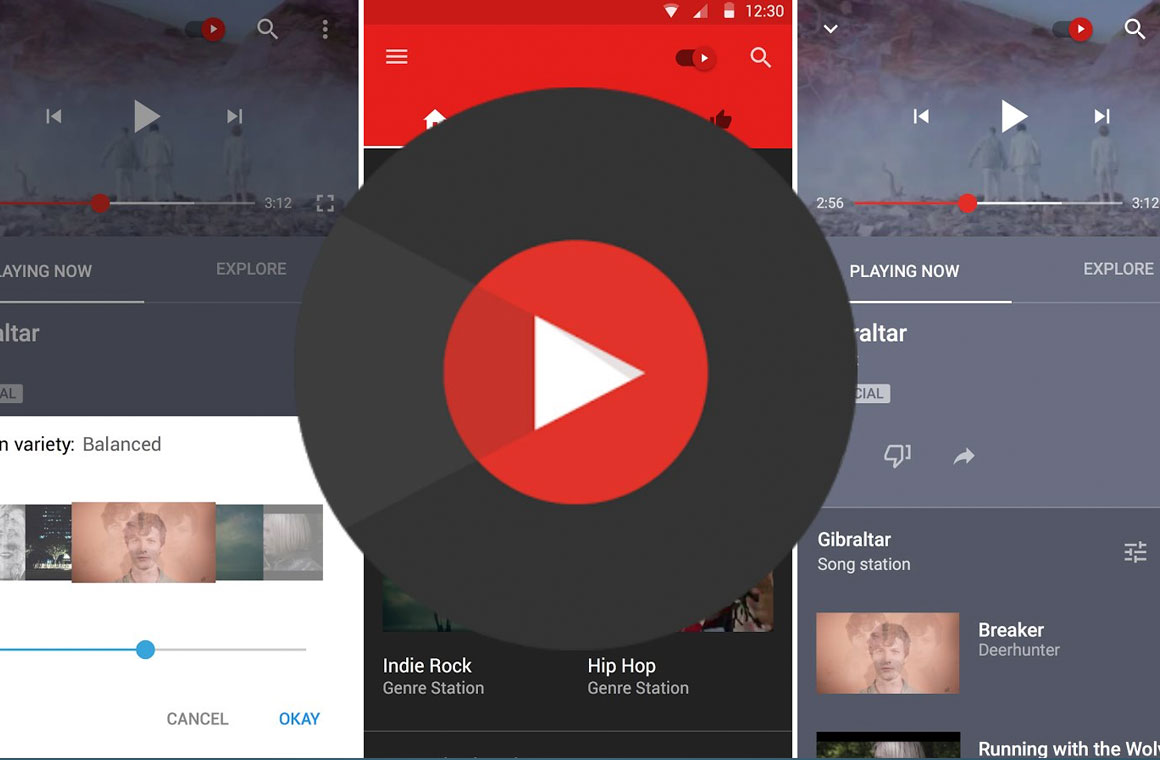 YouTube Music теперь в Украине! - youtube music и youtube premium
