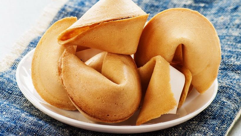 fortune cookies-рецепт