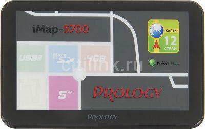 Навігатор Prology iMAP-5700