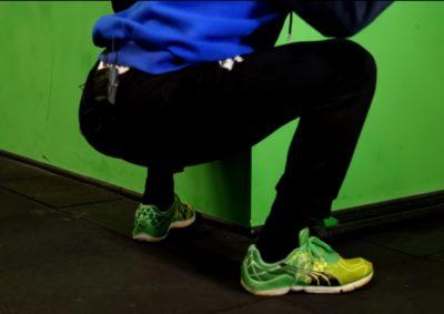 Позиція ніг для присідань