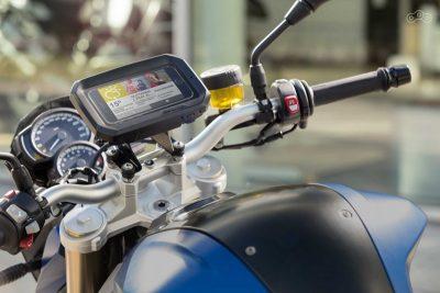 Мотоциклетный навигатор