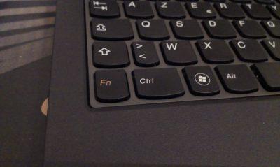 Зовнішній вигляд клавіші «Fn»