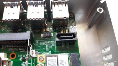 Одновременно подключение SSD и HDD на компьютере