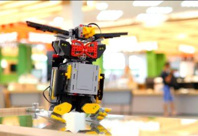 Программируемый робот-2